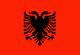 Arnavutluk Flag