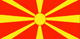 Makedonya Flag