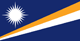 Marshall Adaları Flag