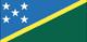 Solomon Adaları Flag