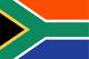 Güney Afrika Flag