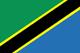 Tanzanya Flag